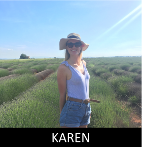 Karen - Project Manager - We Travel France